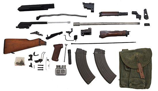 Polish AK Parts Kit