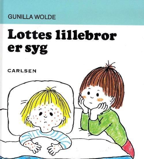 Lottes lillebror er syg. 1975. Nr 4