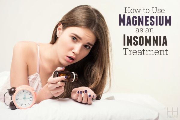 Get to sleep by using magnesium as an insomnia treatment. Learn how magnesium helps sleep, relaxation, anxiety, and ways to use magnesium to get benefits.