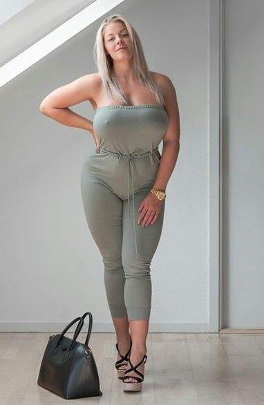 Pin de olmedo forever en pants   Curvy women outfits ...