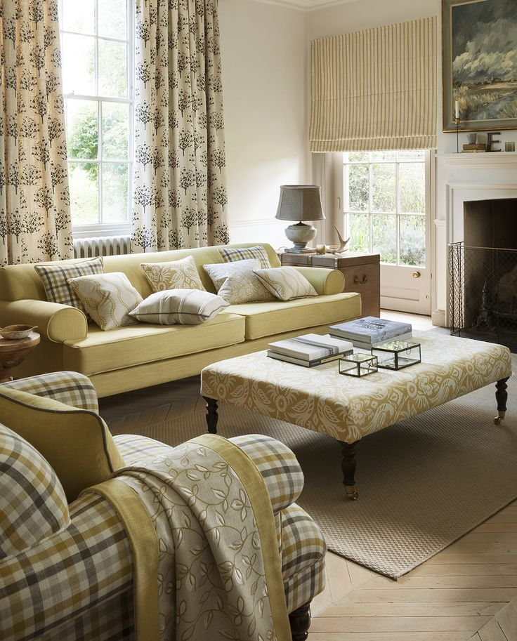 How To Design Your Living Room Simple From Curtains To Furniture Skaff's Large Collection Of Fabric Inspiration Design