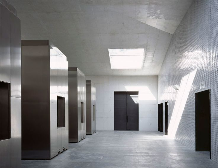 Johan Celsing Arkitektkontor, Ioana Marinescu · The New Crematorium at the Woodland Cemetery · Divisare