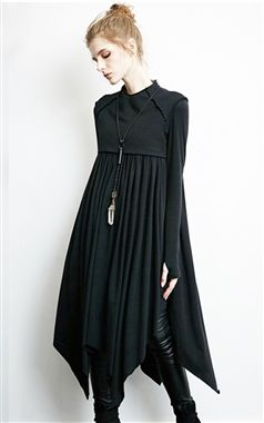 Punk Rave Gothic Outcast Dress