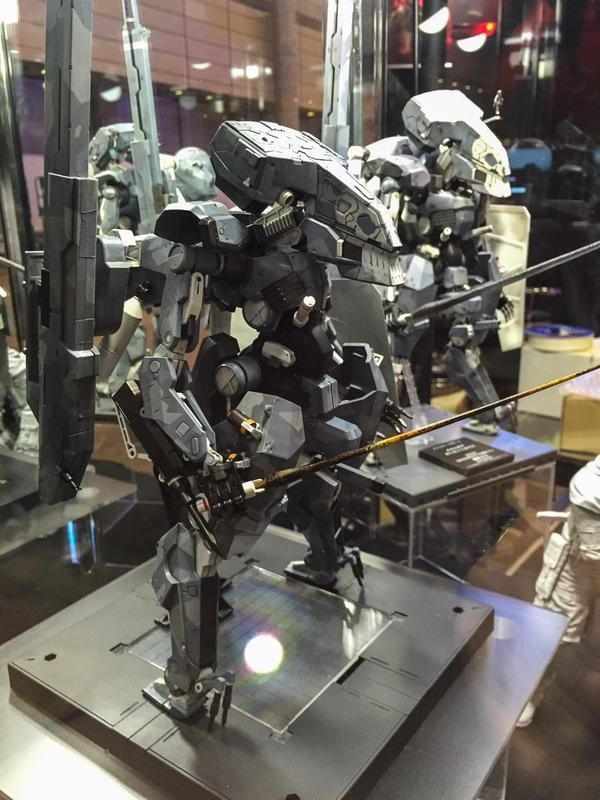 Metal Gear Solid 5 The Phantom Pain: ST-84 Metal Gear (Sahelanthropus) by Sentinel: Preview MANY Official Images http://www.gunjap.net/site/?p=273073