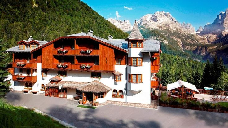 Biohotel Hermitage 4* superior - 4 star hotel in Madonna di Campiglio, Pinzolo…