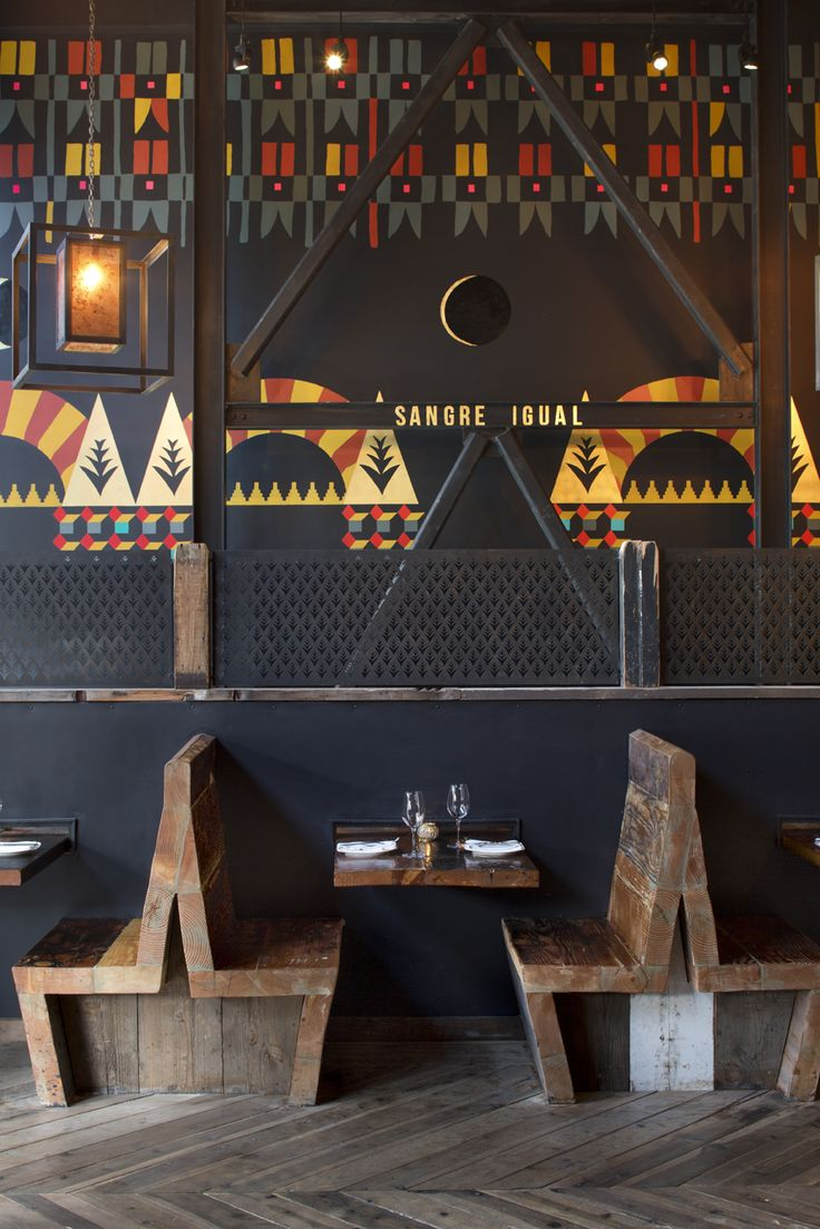 Bold design for behind beer taps epoxied a basque