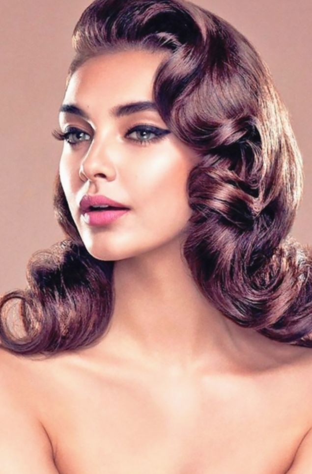 17 Hairstyles Short Retro 60s Old Hollywood Hair Hollywood Hair Vintage Hairstyles