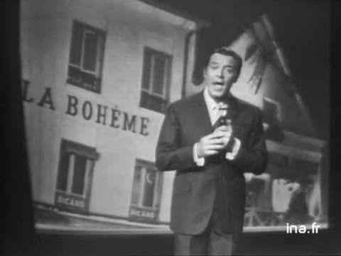 """Georges Guétary """"La bohème"""""""