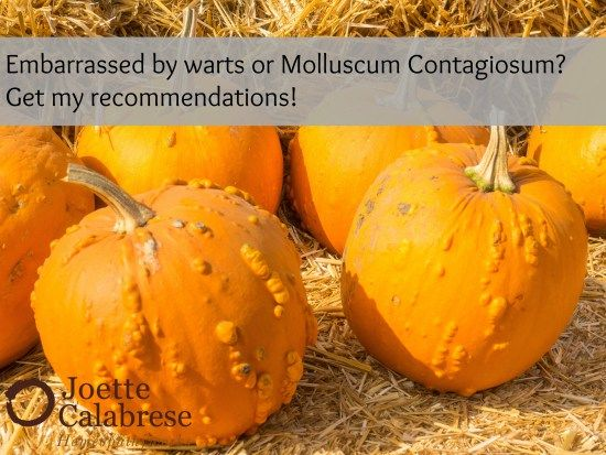 Not Just Any Warts; Molluscum Contagiosum