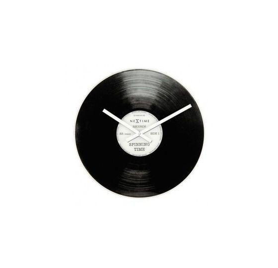 Zegar NeXtime - Anytime - Spinning Time