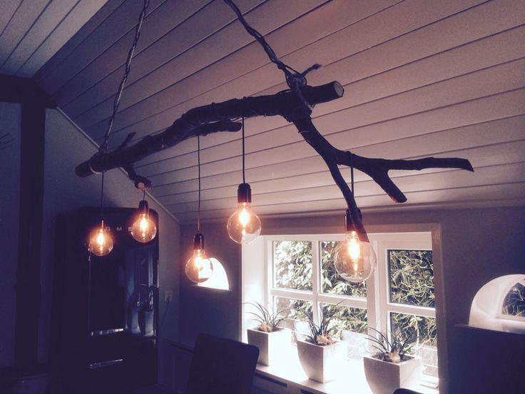 Lampen aan tak!