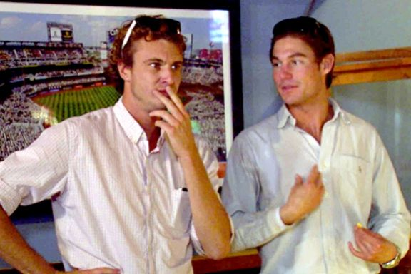 Shep and Craig from Southern Charm on Bravo