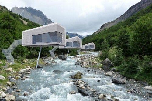 Cubi lofts casas prefabricadas modernas en espa a portugal y francia casas prefabricadas - Casas prefabricadas low cost ...