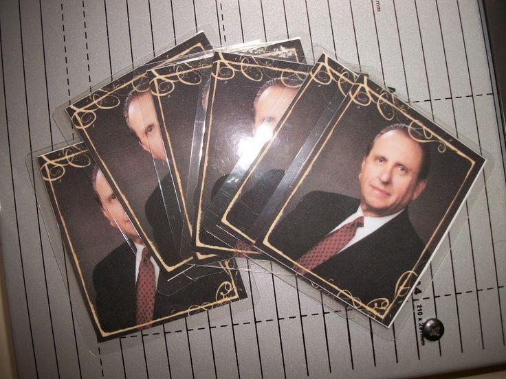 As Tontas Vão Ao Céu: Card para Palestra - Presidente Thomas S. Monson (...