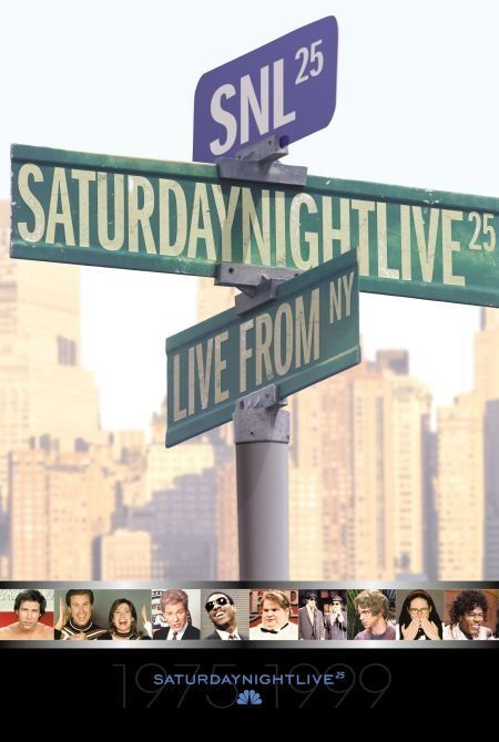 Saturday Night Live!!!! (even though season 25 was pretty bad)