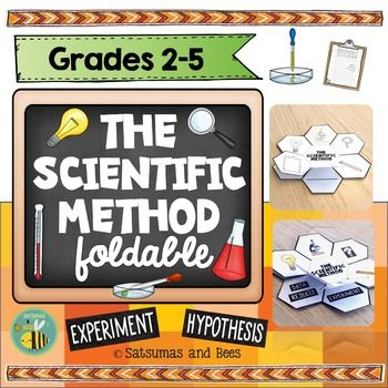 This is a terrific resource that your students will LOVE ! This scientific method foldable (petal book) will help your students memorize the steps of the scientific method.