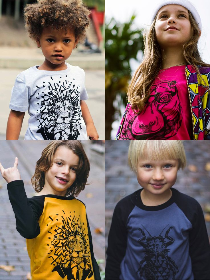 T-shirts. Kwadusa urban kids clothes. www.kwadusa.com