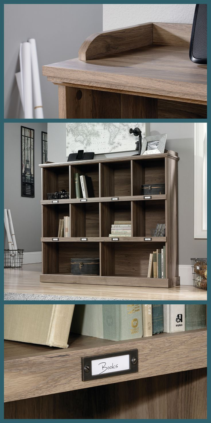 Sauder Bookcase in Salt Oak Finish 173