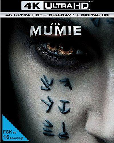 Die Mumie (2017) - Ultra HD Blu-ray [4k + Blu-ray Disc]