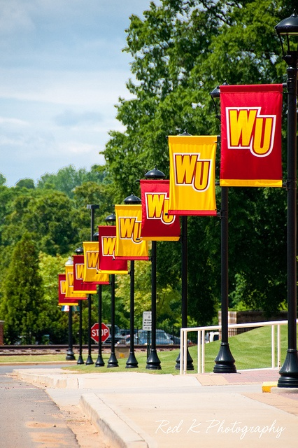 Winthrop University 2010 by Red K Photo, via Flickr