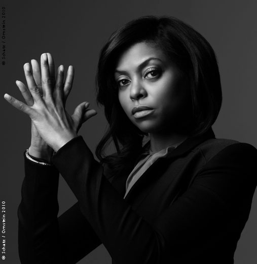 Taraji P Henson - Person of Interest CBS