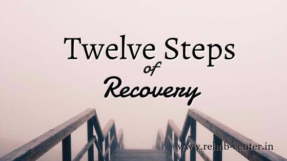 The Twelve Steps of Recovery