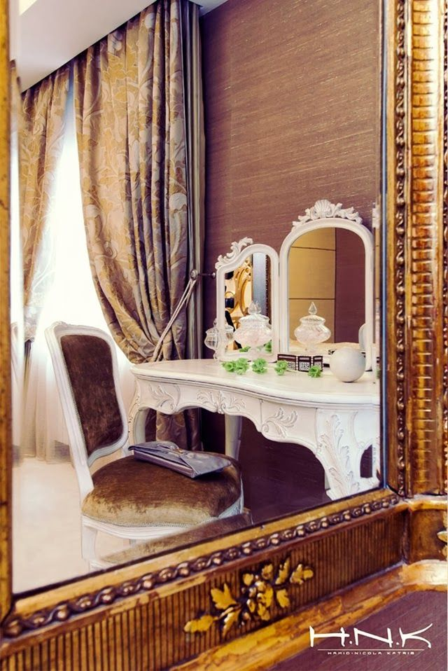 Daily Dream Decor: Ana's royal spaces: Luxe apartment by Hamid Nicola Katrib
