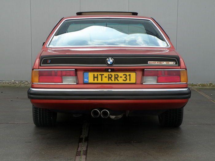 BMW - 633I coupe - 1978
