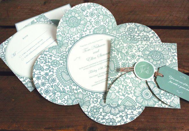 Convites surpreendentes para seu casamento em 2015! Image: 19