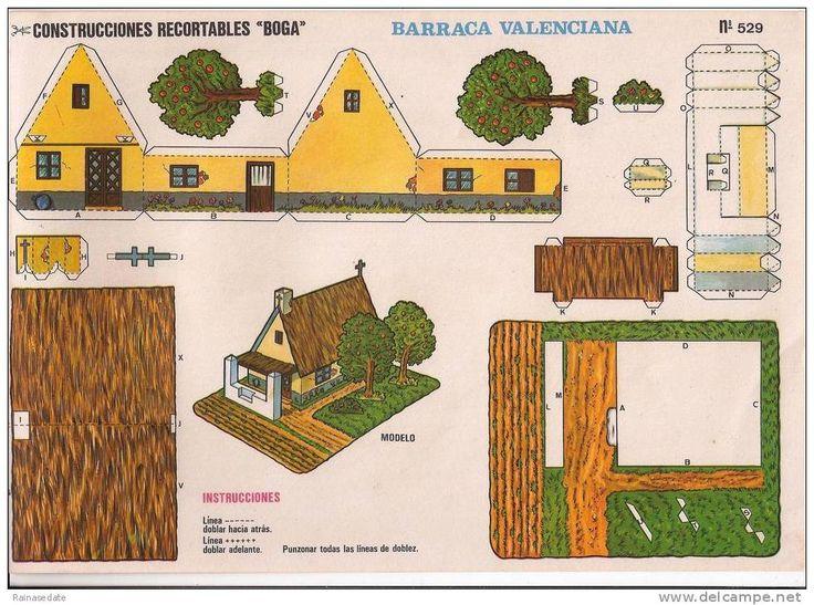 49 best images about casa pagesa on pinterest going away - Construcciones de casas ...