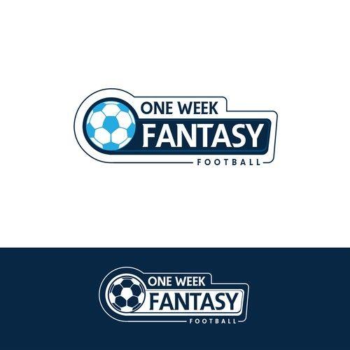 One Week Fantasy Football Create A Logo For A New Fantasy