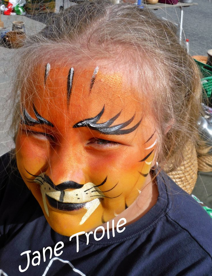 Facepaint by Jane Trolle