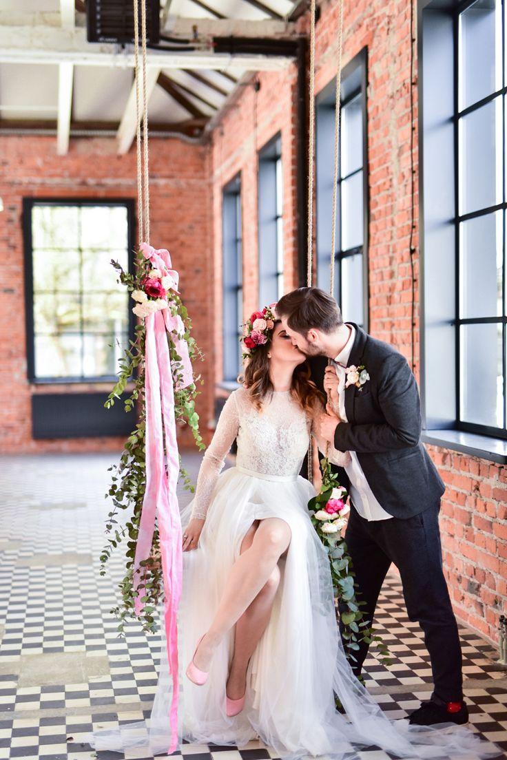 Styled Shoot: Boho Glam Styled Wedding Shoot by 4 Polka Dots, Elena Matiash photography, Sylwia Kopczynska