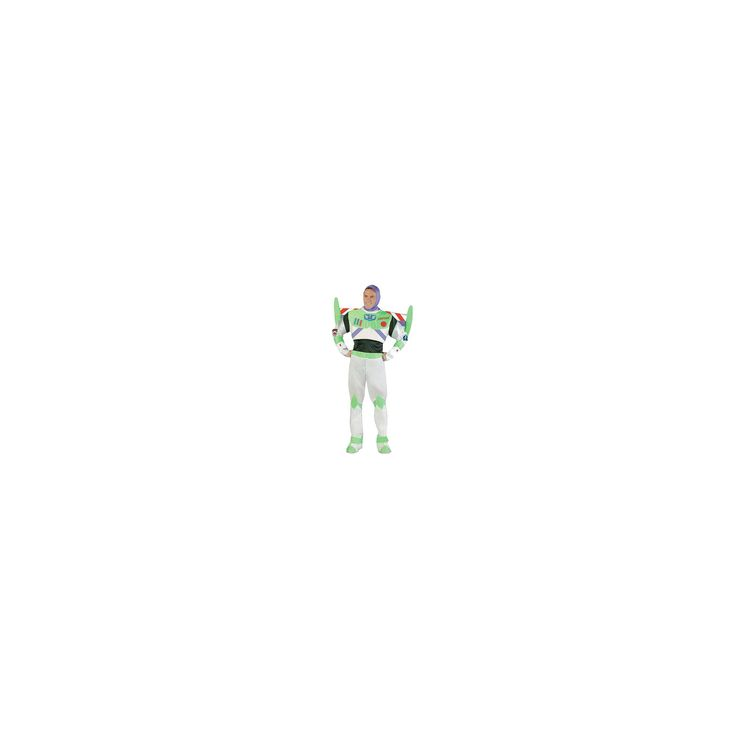 Halloween Toy Story Men's Buzz Lightyear Costume One Size Fits Most