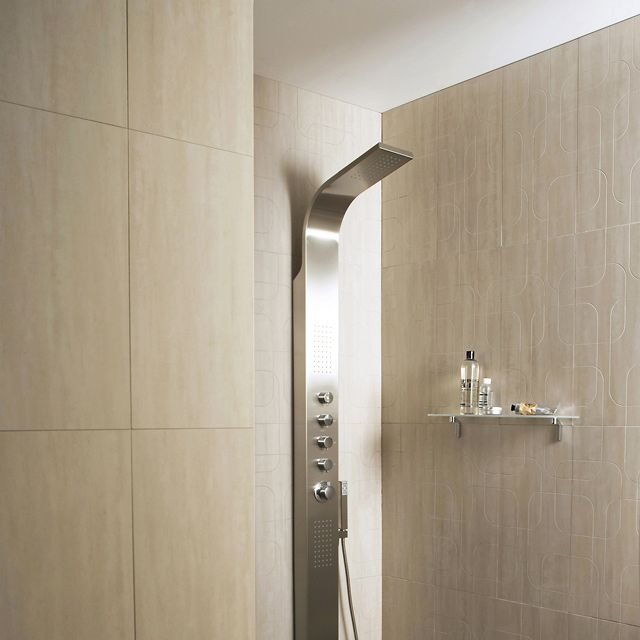 19 Best Salle De Bain Beige Bathroom Images On Pinterest  Beige Beauteous B And Q Bathroom Design Decorating Design