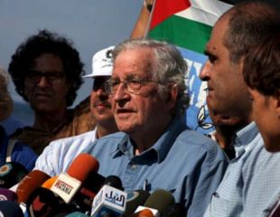 Noam Chomsky: Israel's Response to the United Nation's Resolution on Palestine Is 'Hysterical' | Alternet