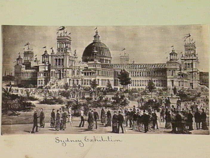 Garden Palace Sydney 1879 - Garden Palace - Wikipedia, the free encyclopedia