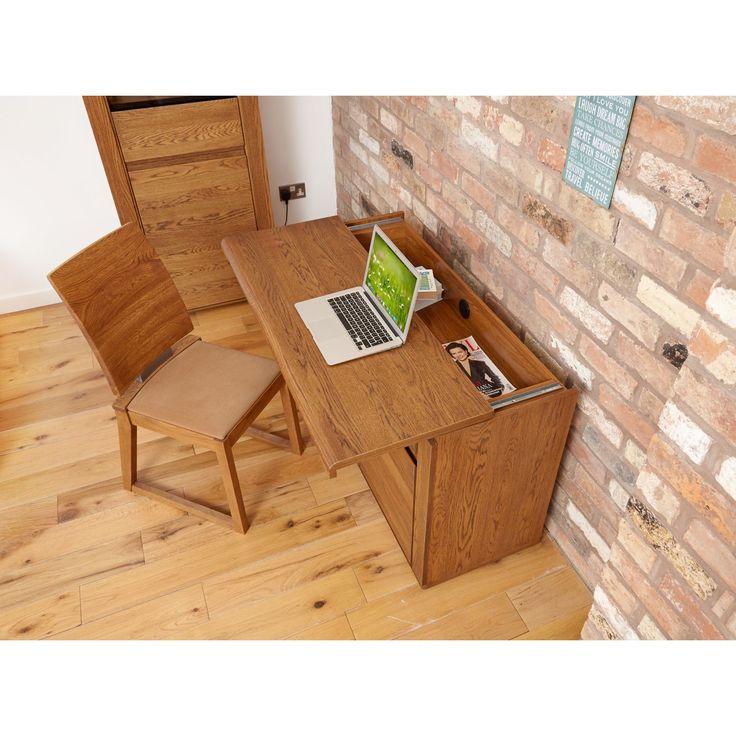 Olten Hideway Storage Desk Sideboard