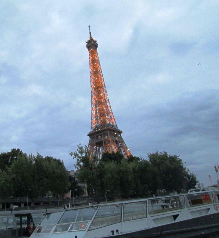 Pulbere de stele: Excursie Paris - Coasta de Azur: ziua 4, Paris