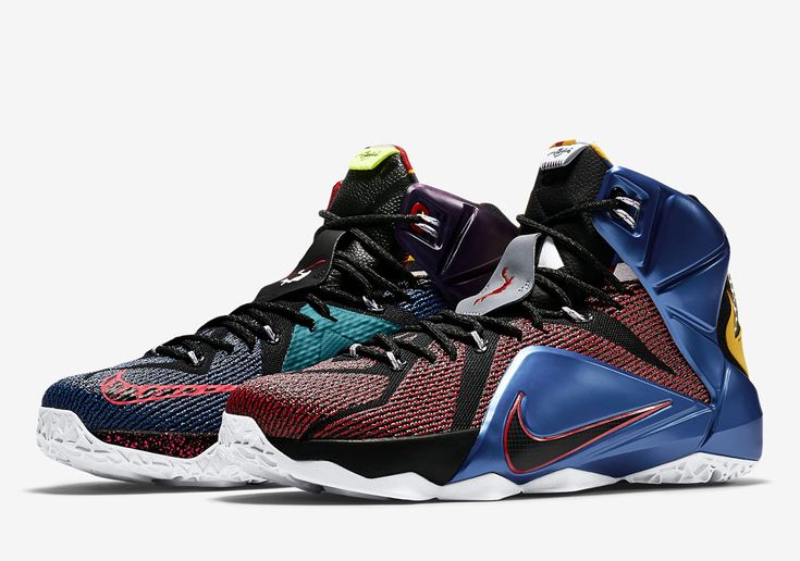 """Nike LeBron 12 """"What The"""" Official Images, Release Date - Air 23"""