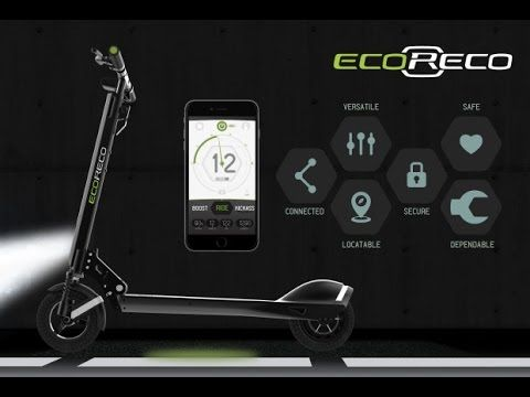 EcoReco Model R Ultimate Personal EV for all