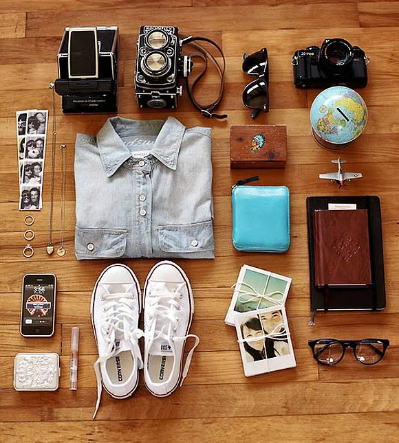 Still Life Photography With Things You Can't Live Without