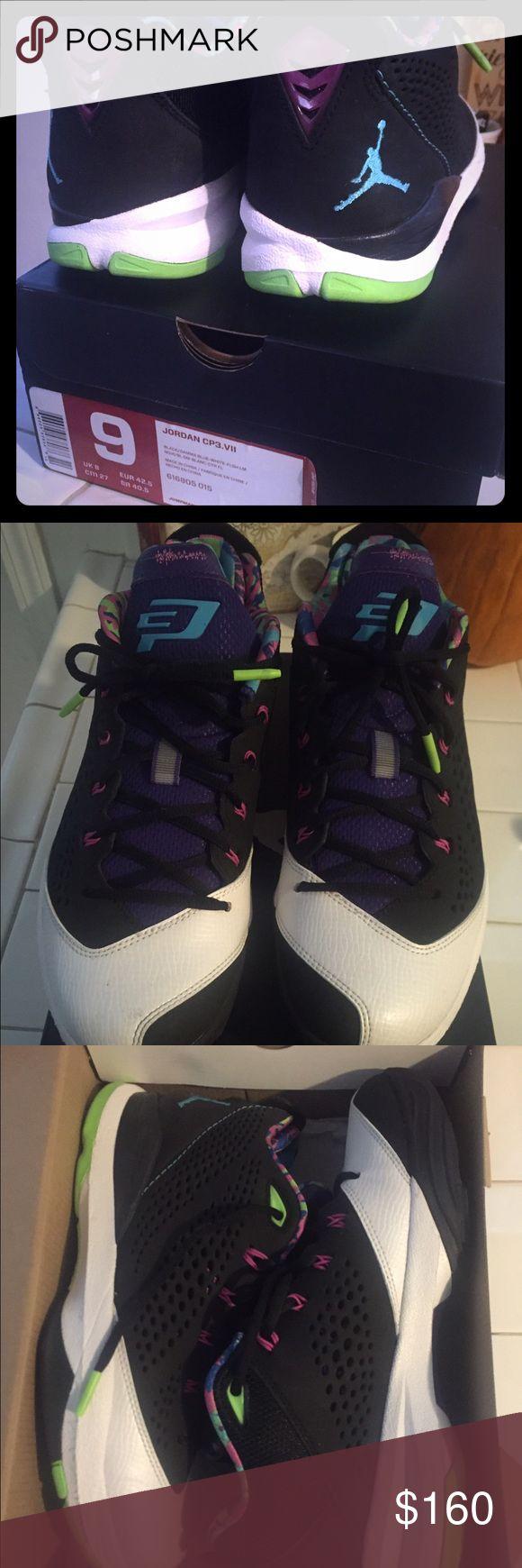 Jordan cp3 bel airs size 9 new New in box rare Jordan's bel air size 9 Jordan Shoes Sneakers