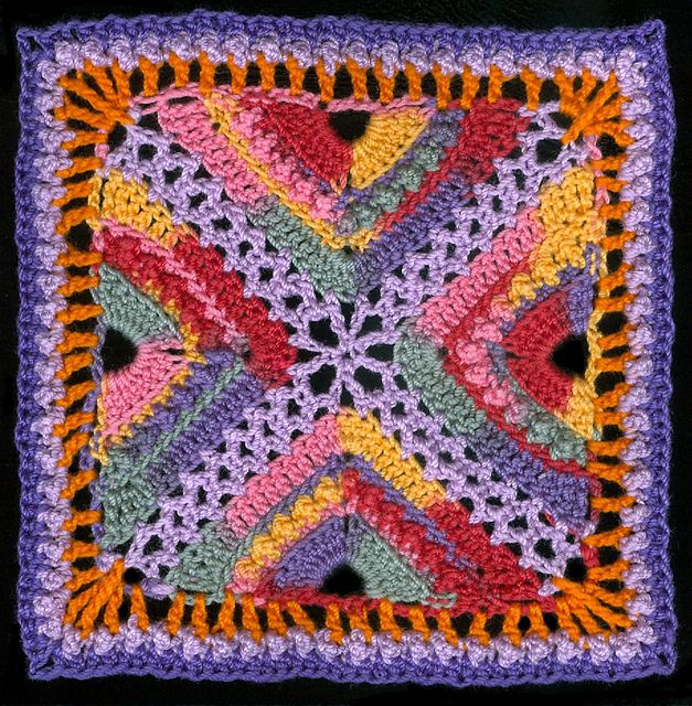 310 Best Crochetgranny Squares And Others Images On Pinterest