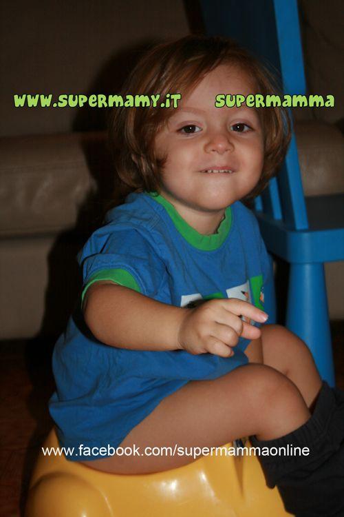 Come togliere il pannolino consigli - Supermamma
