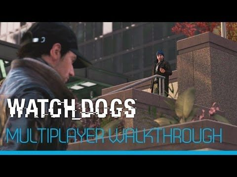 Watch Dogs Multiplayer Trailer breakdown - available on PS4, Xbox One, PS3, Xbox 360, Wii U and PC May 27th