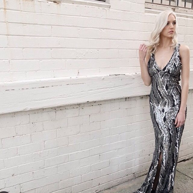 Kendall Gown - Size 10 -