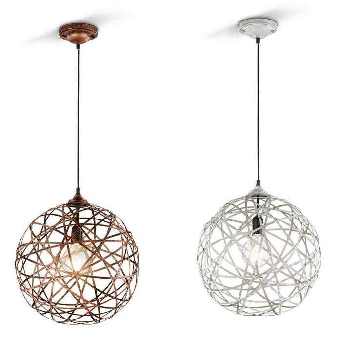suspension en forme d ampoule suspension e scandinave cornouaille mtal mtal antique x w boudet. Black Bedroom Furniture Sets. Home Design Ideas