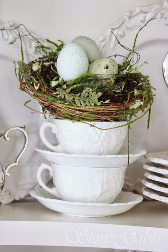 SPRING DECORATING AFTER EASTER - StoneGable