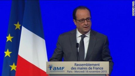 Francois Hollande invokes EU treaty, hopes for anti-Isis coaltion - CNN.com